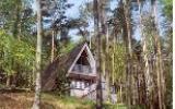 Ferienhaus Deutschland: Finnhausin Brandenburg, Oder-Spree-Seengebiet
