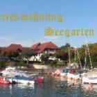 Ferienwohnung Hagnau Sauna: Ferienwohnung Seegarten