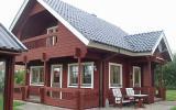 Ferienhaus Nordsee: Holzhaus Mit Sauna An Der Nordsee