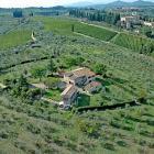 Landhaus Italien: Typisches Toskanisches Bauerhaus Im Chiantigebiet Mit ...